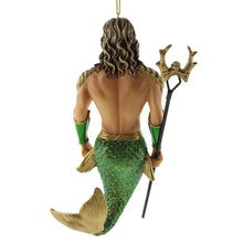 December Diamonds Atlantis Merman Ornament