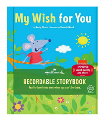 My Wish For You - Hallmark Recordable Storybook