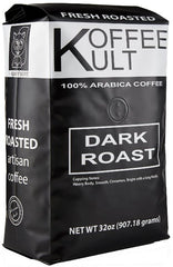 Koffee Kult Dark Roast Beans