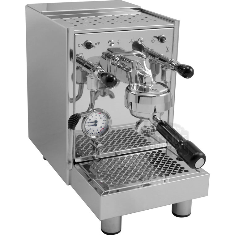 Bezzera BZ10 Commercial Espresso Machine - PM, semi-automatic, tank, V2