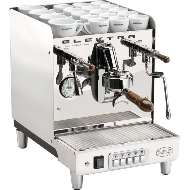 Elektra T1 Sixties Deliziosa Commercial Espresso Machine - 1 Group - My Espresso Shop
