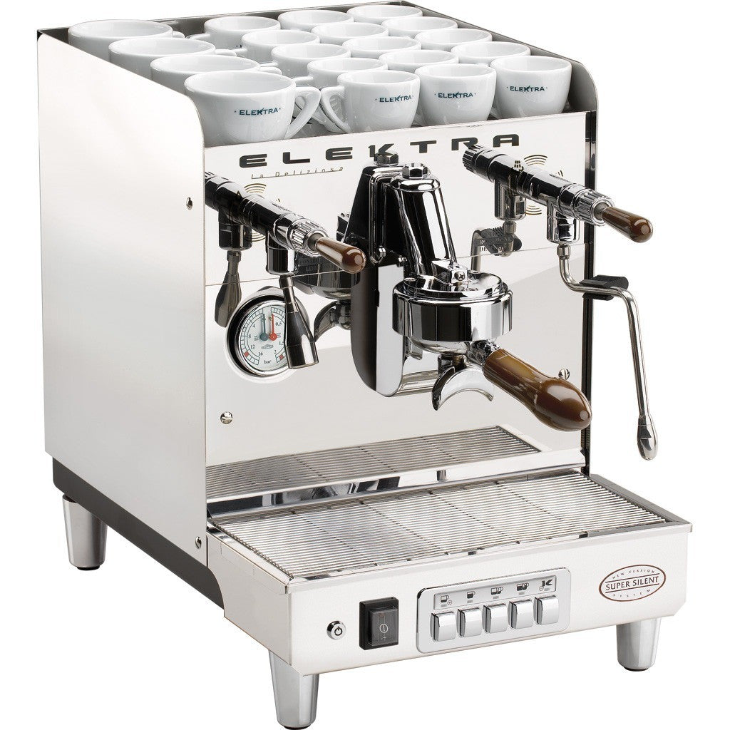 Elektra T1 Sixties Deliziosa Commercial Espresso Machine - 1 Group