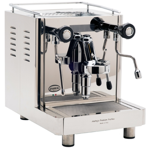 Quick Mill Andreja Premium Profiles Espresso Machine