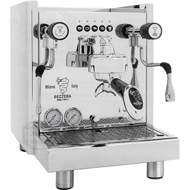 Bezzera BZ16 Commercial Espresso Machine - fully-automatic