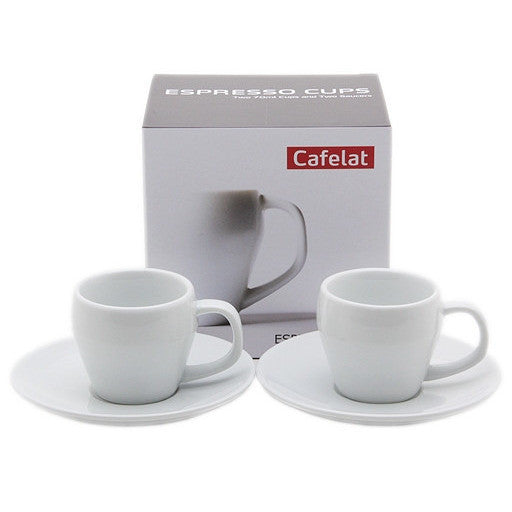 Cafelat 2oz Espresso Cups - Set of 2 - My Espresso Shop