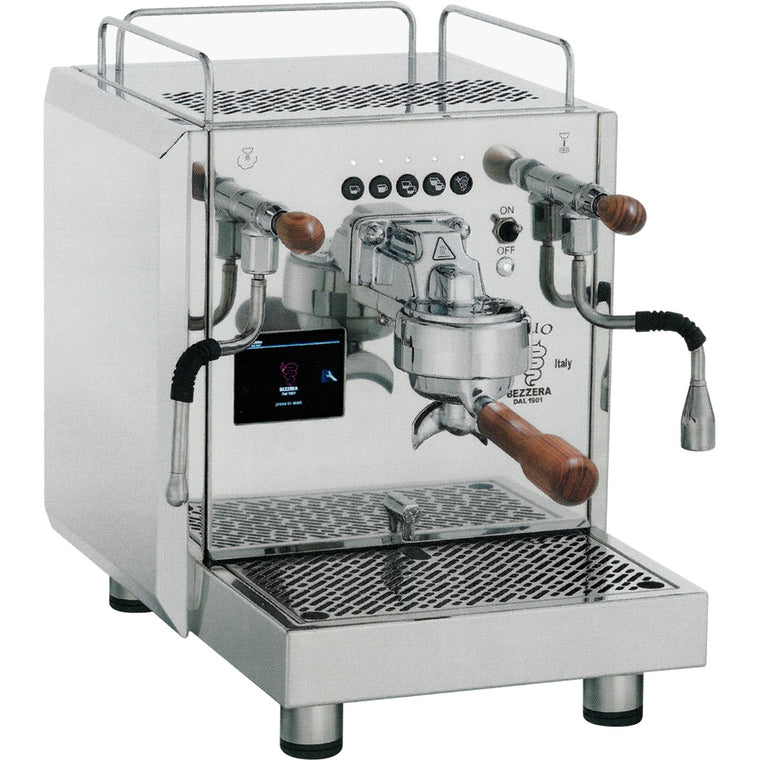 Bezzera Duo DE Dual Boiler Triple PID Espresso Machine - My Espresso Shop