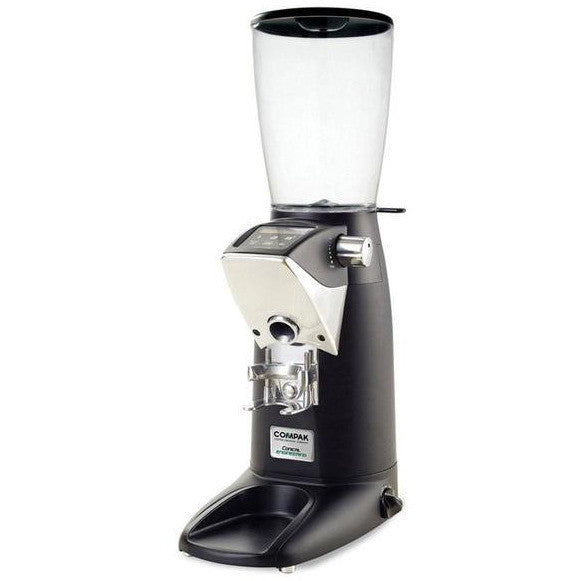 Compak F10 Fresh Grinder with Large Hopper - Black - My Espresso Shop