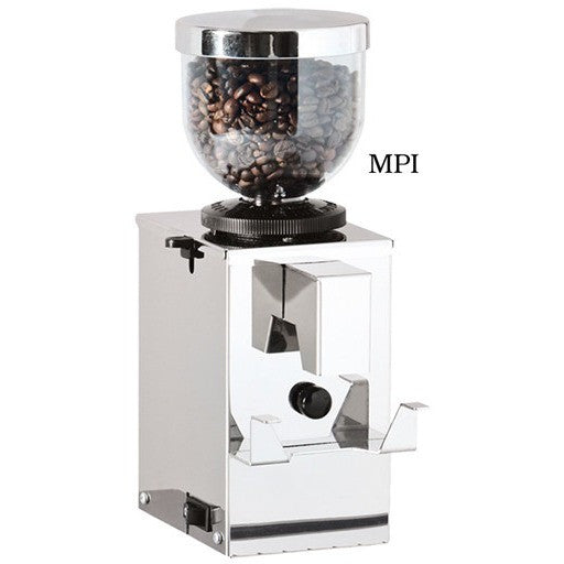 Isomac MPI Stainless Steel Coffee Grinder - My Espresso Shop