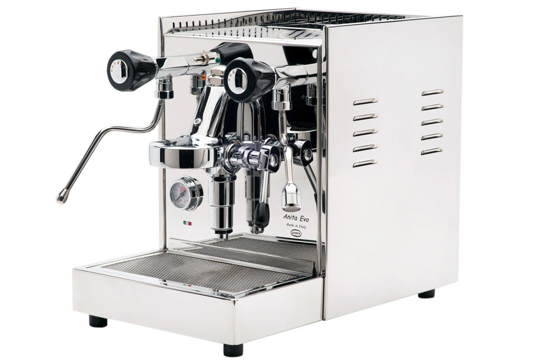 semi-automatic espresso machine fro Quick Mill