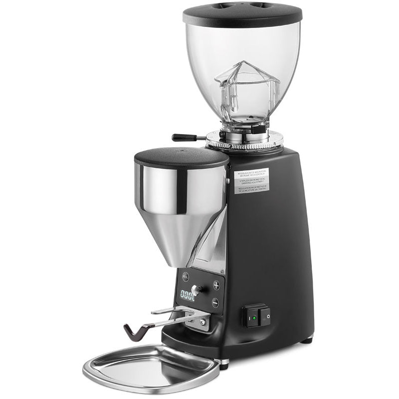 Mazzer Mini Doserless Espresso Grinder V2 - Type B - Black - My Espresso Shop