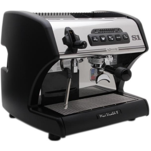 La Spaziale S1 Mini Black Vivaldi II Espresso Machine