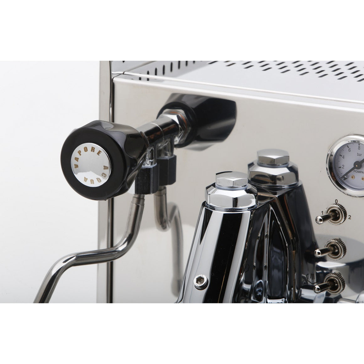 QUICK MILL ALEXIA EVO ESPRESSO MACHINE - My Espresso Shop - 3