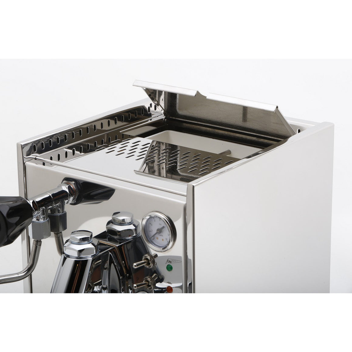 QUICK MILL ALEXIA EVO ESPRESSO MACHINE - My Espresso Shop - 6