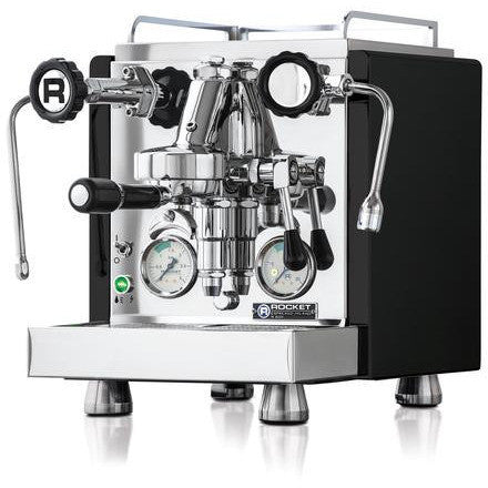 Rocket Espresso R60V Espresso Machine - Black Soft Touch - My Espresso Shop