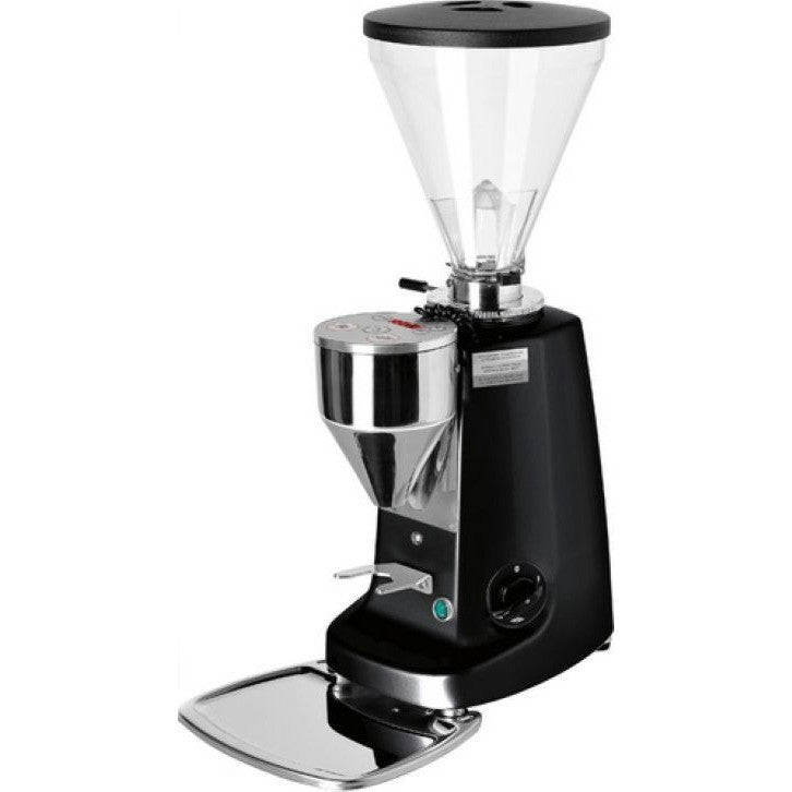 Mazzer Super Jolly Electronic Espresso Grinder - Black - My Espresso Shop