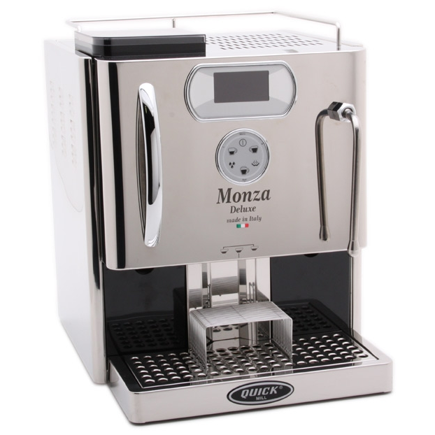 Quick Mill Monza Deluxe Evo Espresso Machine - My Espresso Shop