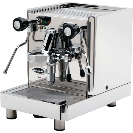 QUICK MILL VETRANO 2B EVO ESPRESSO MACHINE - My Espresso Shop - 1