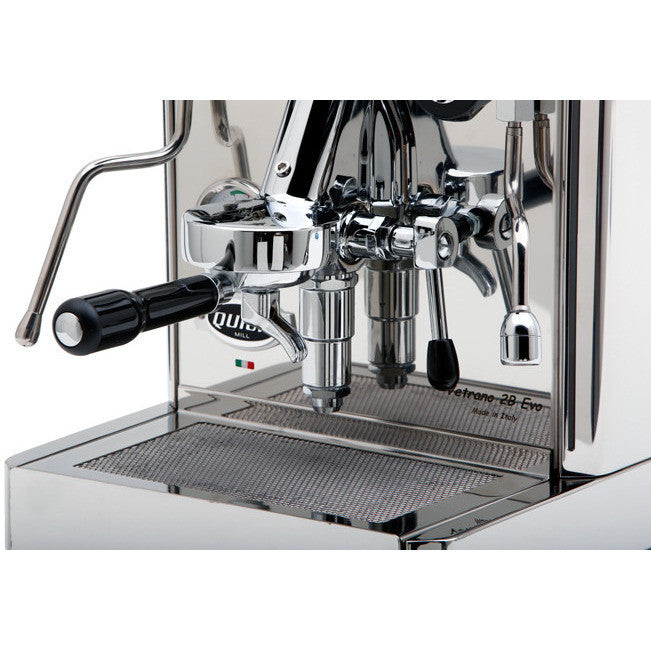 QUICK MILL VETRANO 2B EVO ESPRESSO MACHINE - My Espresso Shop - 2