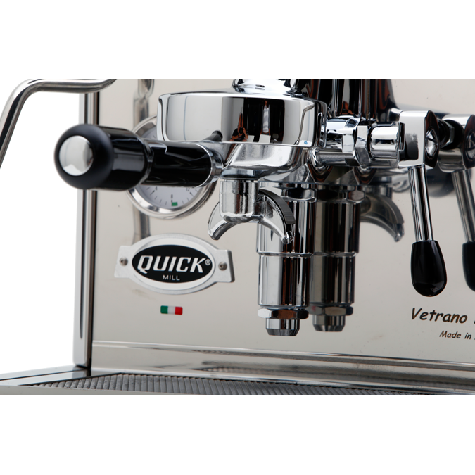 QUICK MILL VETRANO 2B EVO ESPRESSO MACHINE - My Espresso Shop - 3