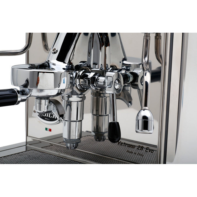 QUICK MILL VETRANO 2B EVO ESPRESSO MACHINE - My Espresso Shop - 9