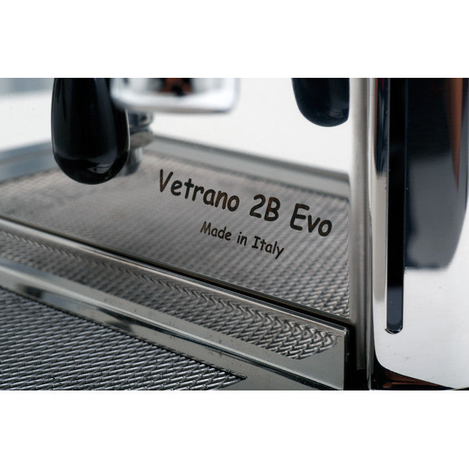 QUICK MILL VETRANO 2B EVO ESPRESSO MACHINE - My Espresso Shop - 10