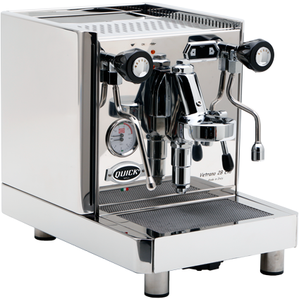 QUICK MILL VETRANO 2B EVO ESPRESSO MACHINE - My Espresso Shop - 12