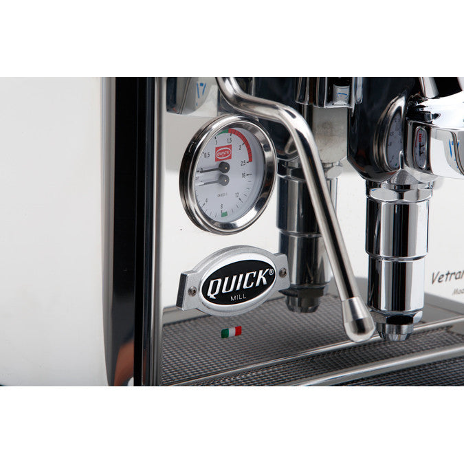 QUICK MILL VETRANO 2B EVO ESPRESSO MACHINE - My Espresso Shop - 13
