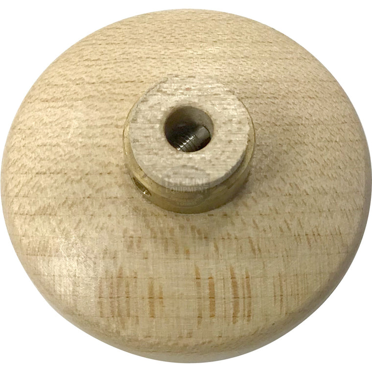 Ascaso Wood Steam/Hot Water Knob