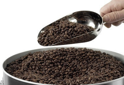 Coffee Bean Scoop by Joe Frex - My Espresso Shop