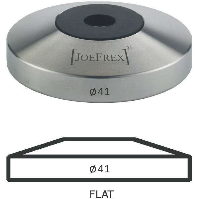 Espresso Tamper - Base Flat by Joe Frex