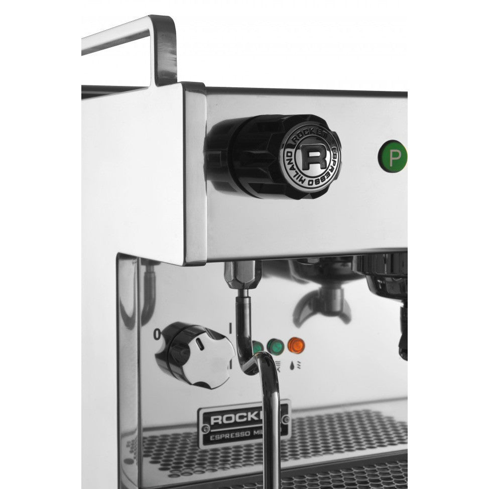 Rocket Espresso Boxer Commercial Espresso Machine - 1 Group - My Espresso Shop