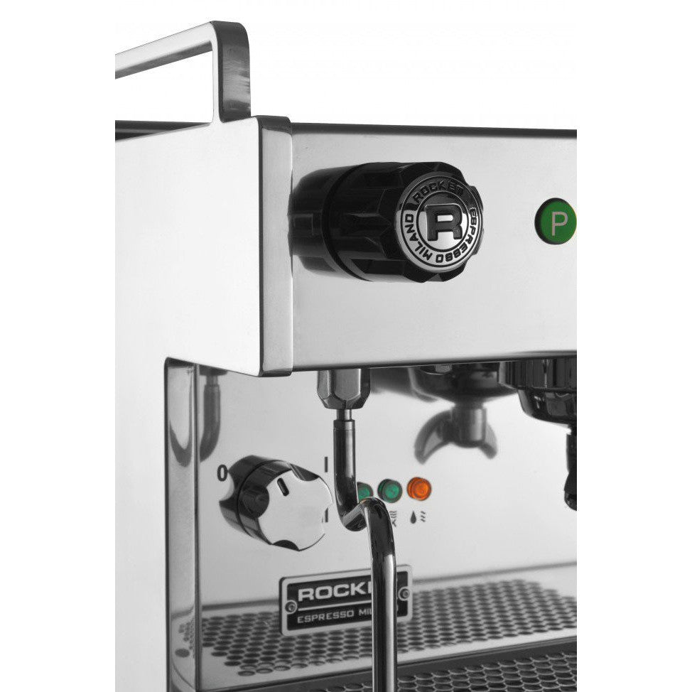 Rocket Espresso Boxer Timer Commercial Espresso Machine - 2 Group - My Espresso Shop