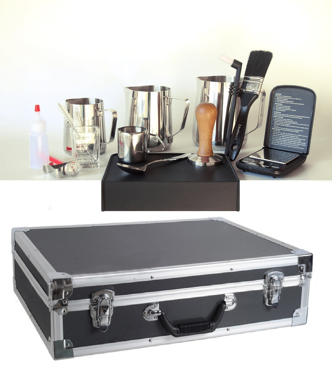 Barista Case by Joe Frex - My Espresso Shop