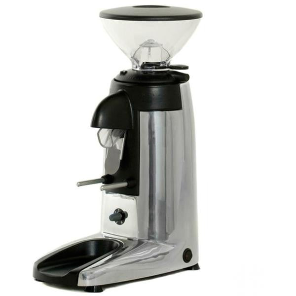 Compak K3 Touch Grinder - Polished Aluminum - My Espresso Shop