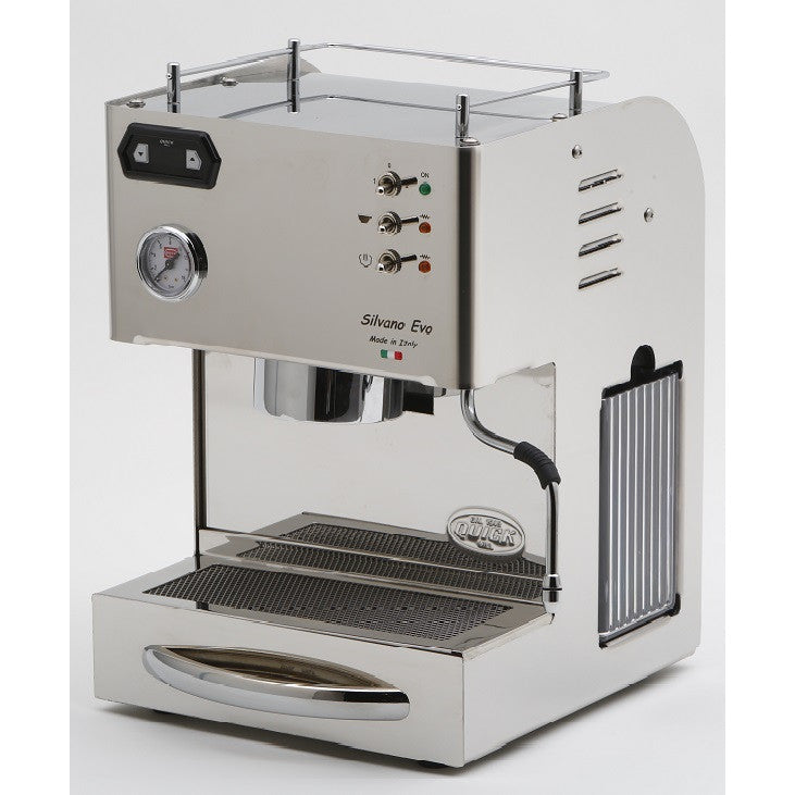 QUICK MILL SILVANO EVO ESPRESSO MACHINE - My Espresso Shop - 2