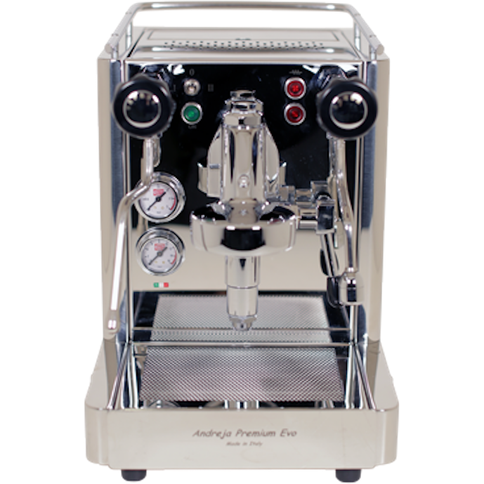 QUICK MILL ANDREJA PREMIUM EVO ESPRESSO MACHINE - My Espresso Shop - 4