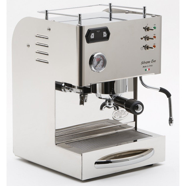 QUICK MILL SILVANO EVO ESPRESSO MACHINE - My Espresso Shop - 10