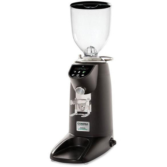 Compak E10 Essential On Demand Grinder - Black - My Espresso Shop