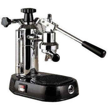 La Pavoni Europiccola Manual Espresso Machine - Black EPBB-8 - My Espresso Shop