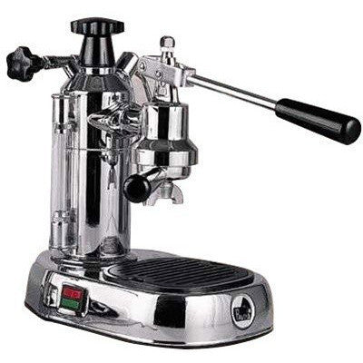 La Pavoni Europiccola Manual Espresso Machine - Chrome - EPC-8 - My Espresso Shop