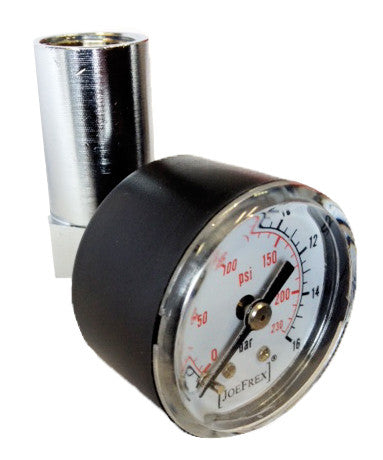 Pressure Gauge Kit for Portafilters by Joe Frex