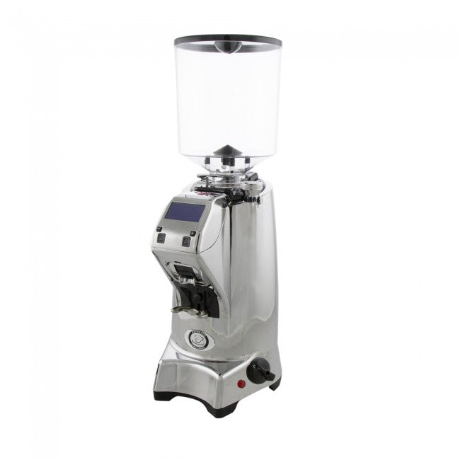 Eureka Zenith 65 E Hi-Speed Espresso Grinder - Chrome - My Espresso Shop