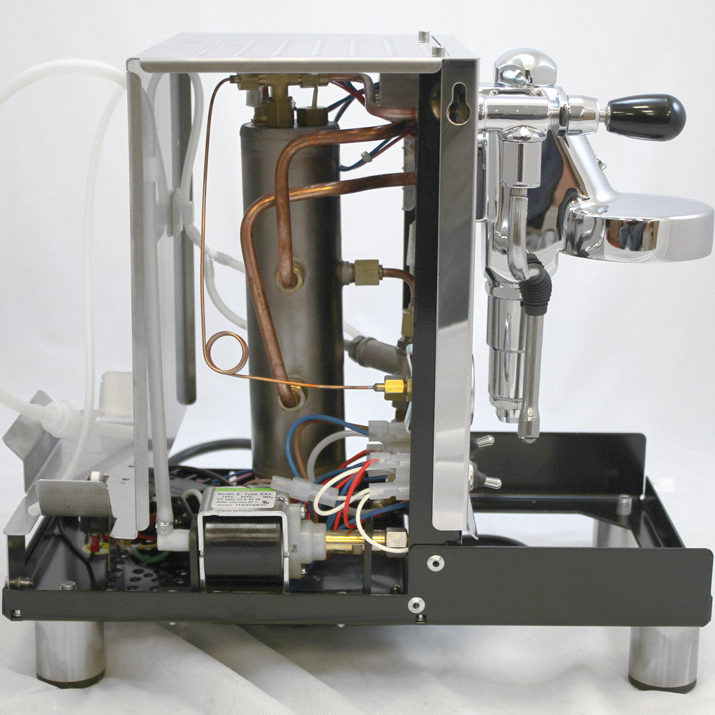 Bezzera Unica Espresso Machine - semi-automatic, pid, V2 - My Espresso Shop