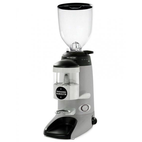 Compak K10 Grinder with Large Hopper - Polished Aluminum - My Espresso Shop