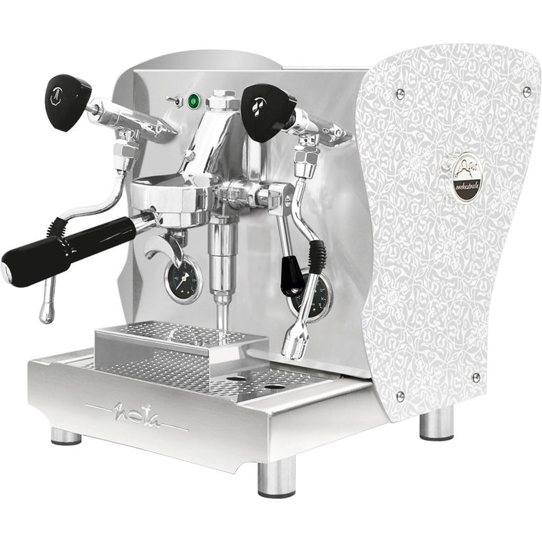 Orchestrale Nota Commercial Espresso Machine - Special Edition stainless steel side panels - My Espresso Shop