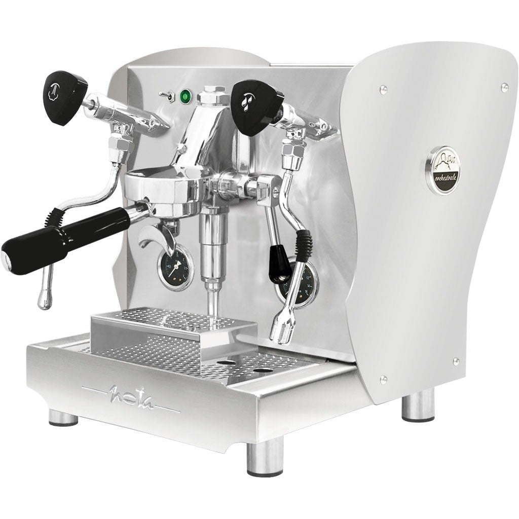 Orchestrale Nota Commercial Espresso Machine - Stainless Steel side panels