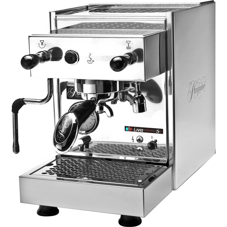 Pasquini Livia G4 Commercial Espresso Machine - semi-automatic - My Espresso Shop