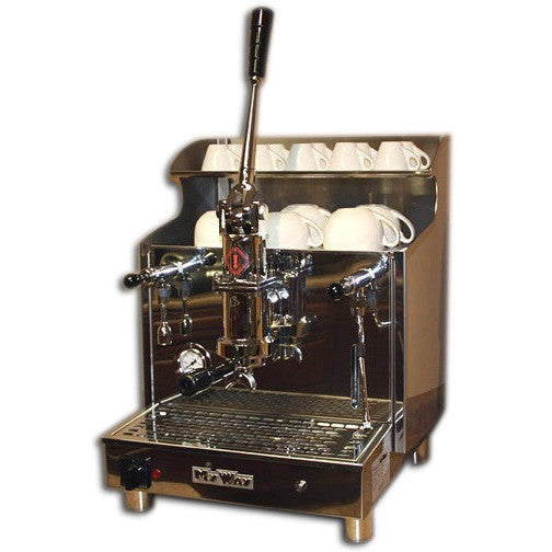 IZZO POMPEI 1 GROUP SPRING LEVER ESPRESSO MACHINE