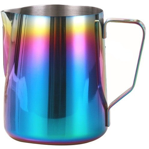 Colorful Stainless Steel Pitcher