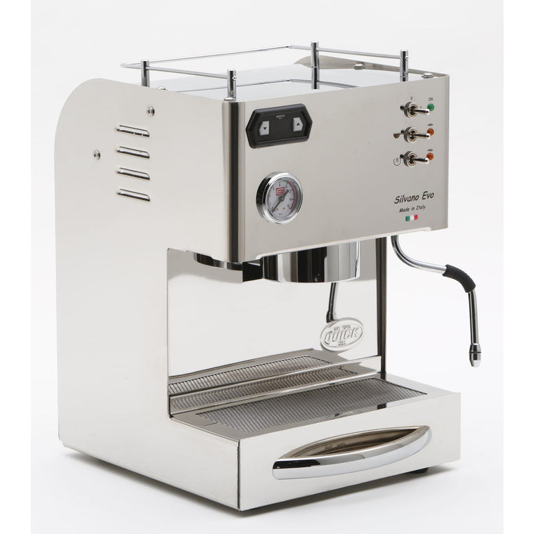 Quick Mill Silvano Evo Espresso Machine - My Espresso Shop